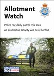NYP16-0114 - Poster: Allotment Watch